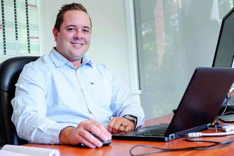 Heinrich de Leeuw, Managing Director, Seidor South Africa