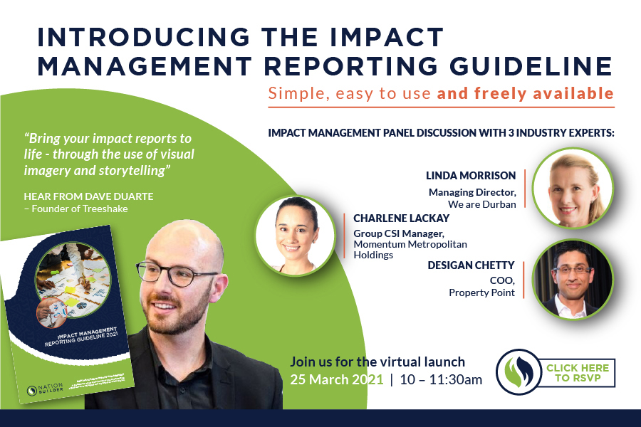 Set yourself up for success in impact reporting