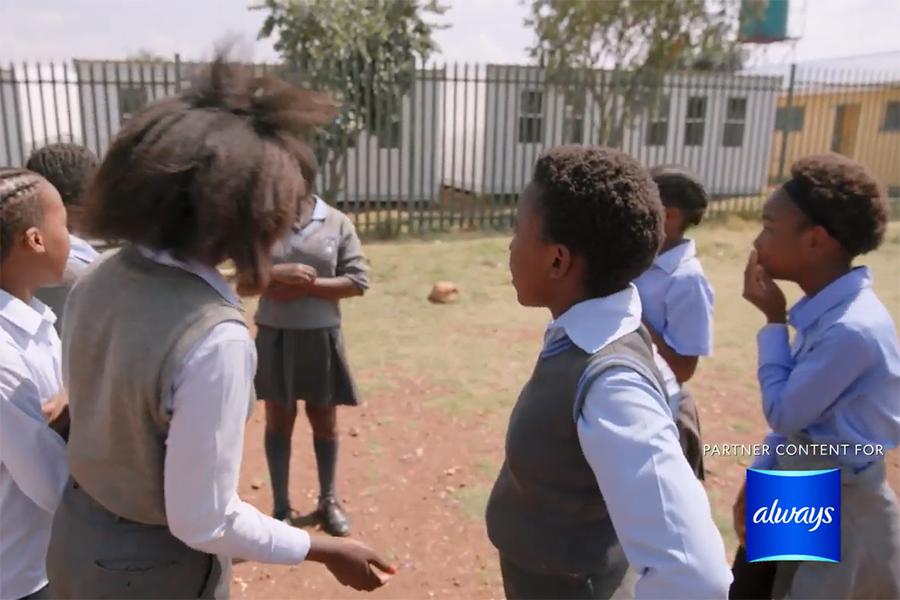 Menstrual Hygiene Day: three girls are three too many