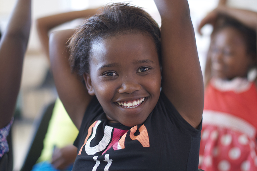 MAMAS Alliance – inspiring youth through sport and equipping them for a more resilient future