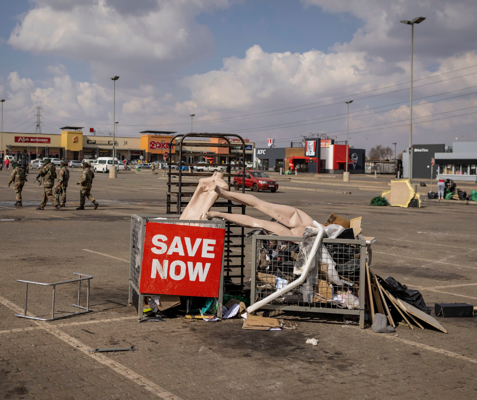 Unrest, Violence and Looting: Small Businesses Face an Immediate Crisis