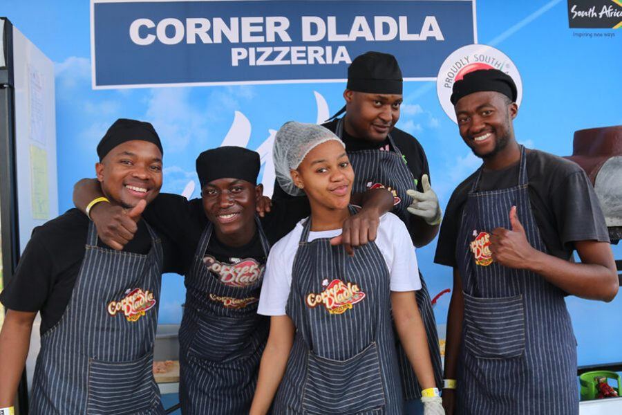 Soweto Pizzeria Main Image